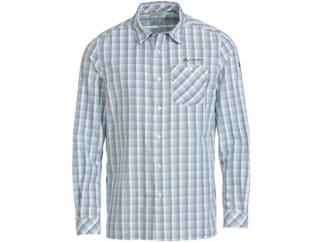 VAUDE Albsteig LS Shirt II Men, white/white